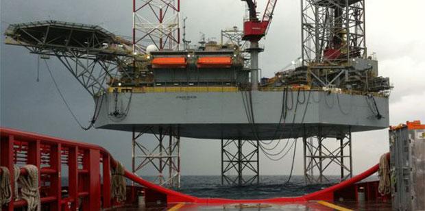 offshore drilling ashdod yam