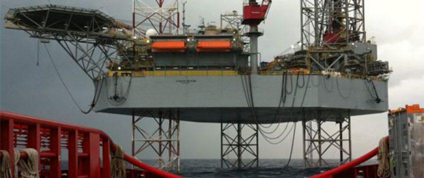 Offshore oil-drilling – Ashdod